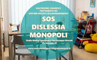 AMBULATORIO DISLESSIA: PRESSO LO STUDIO MEDICO S.G. MOSCATI DIAGNOSI E INTERVENTI AD HOC